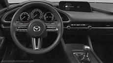 Mazda 3 2019 Dimensions Boot Space And Interior