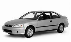 Honda Civic 2000 - 2000 honda civic information