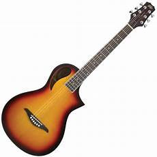 peavey acoustic offline peavey composer parlour acoustic guitar sunburst at gear4music