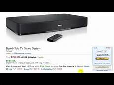 Bose 174 Tv Sound System Review