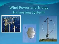 harnessing of electricity wind power and energy harnessing systems authorstream