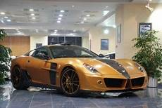 Mansory Stallone Hideous Custom Gold 599 For Sale