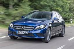 New Mercedes C Class Estate Facelift 2018 Review  Auto