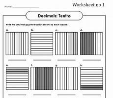 decimals tenths and hundredths fractions worksheets the best worksheets image collection