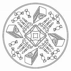 Ausmalbilder Mandala Geburtstag Geburtstagsfeier Mandala F 252 R Kindergarten Kita Und Schule