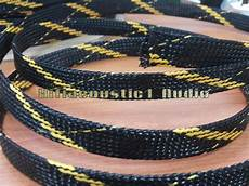 speaker wire sleeve hifi cable sleeving braided 12mm expandable sleeve rca