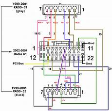Jeep 7 Pin Wiring Harnes Diagram by Wire Diagram Trailer On Jeep Grand Radio Adaptor