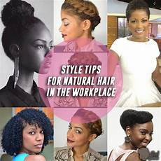 office natural hair style tips for natural hair in the