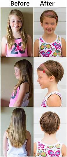 pixie cut haircut for toddlers or young girls with thin or fine hair look at later in 2019