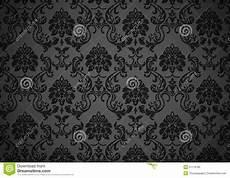 Papier Peint Baroque Fonc 233 Illustration De Vecteur Image
