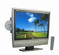 mintek 26 inch lcd hdtv with built in dvd player