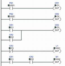 ladder logic tutorial with ladder logic symbols diagrams ladder diagram of plc martine ouellet