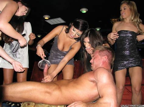 Real Hen Party Stripper