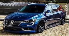 Renault Talisman Grandtour Tuning Wagon Cars Sport Cars