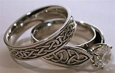 celtic wedding rings marvelous unique rings with carving