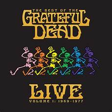 best grateful dead shows grateful dead the best of the grateful dead live rhino
