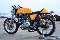 Royal Enfield S Continental Gt Makes You Feel Existential