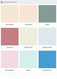 2018 behr paint color palettes