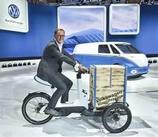 Volkswagen Launches Cargo E Bike Bike Europe