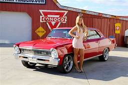 1966 Chevrolet Nova 327 V8 Automatic Trans 10 Bolt Rear