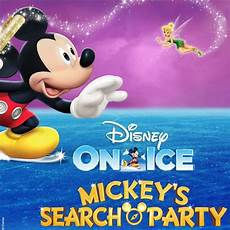 disney ice mickey s search party tickets 25th january allstate arena in rosemont illinois