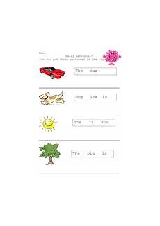 mr sentence structure teaching resources