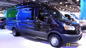 2015 Ford Transit 350 HD XLT Passenger Van  Exterior And