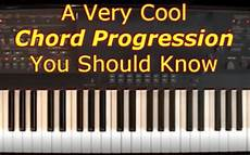unique chord progressions a cool chord progression you can play piano lessons for adults