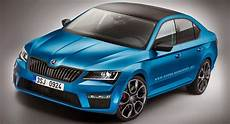 Skoda Superb Vrs Rendering Makes You Wish For The Real