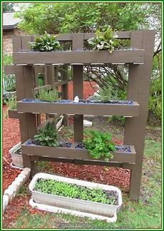 vertical herb garden garden org