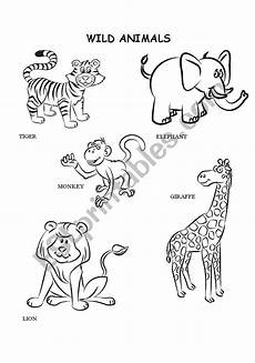 animal worksheets to colour 14048 animals coloring esl worksheet by kalaquendi