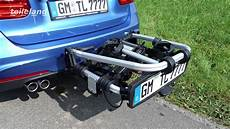 uebler x21s fahrradtr 228 ger f 252 r die anh 228 ngerkupplung test