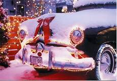 merry christmas from christmas car vintage christmas classic cars vintage