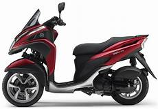 Scooter 3 Roues Yamaha Tricity
