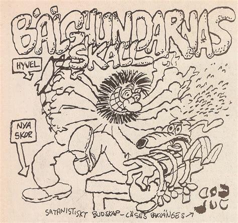 Tecknad Erotisk Serie
