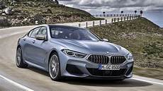 2019 bmw 8 series gran coupe 2020 bmw 8 series gran coupe stretches out roadshow
