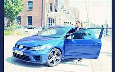 golf r blau vw golf 7 r 2014 blue blau volkswagen 11