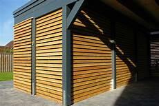Flachdachcarport Aus Holz Konfigurieren Und Bestellen