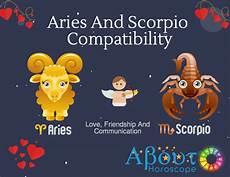 Skorpion Und Widder - aries and scorpio compatibility friendship