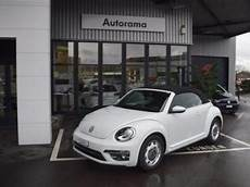 vw beetle cabriolet 1 2 tsi bmt design chf 30 410