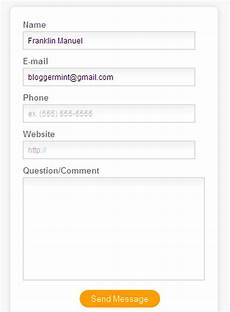 17 best html contact form design freebies