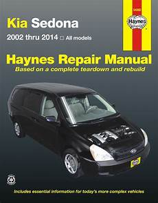 free car repair manuals 2012 kia soul spare parts catalogs kia sedona service repair manual 2002 2014 haynes 54060