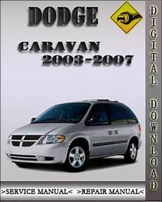 manual repair free 2006 dodge caravan electronic throttle control 2003 2007 dodge caravan factory service repair manual 2004 2005 2006 tradebit
