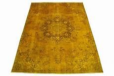 teppich gold vintage teppich gold in 300x220cm 1001 3467 bei