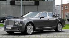 bentley mulsanne 2009 wikipedia