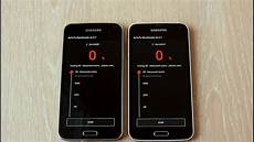 samsung galaxy s5 vs s5 plus antutu benchmark test