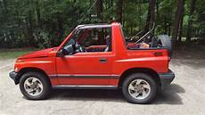 how cars engines work 1992 geo tracker lane departure warning 1992 red geo tracker in excellent condition for sale photos technical specifications description