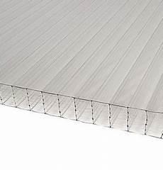 polycarbonate 32 mm plaque polycarbonate 32 mm translucide 4 x 1 25 m pas