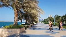 corniche abu dhabi corniche in abu dhabi the promenade in abu dhabi city