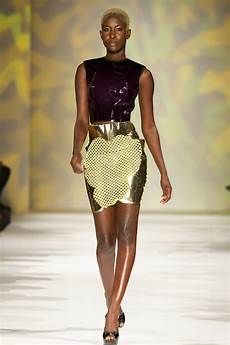 black fashion week paris 2012 laquan smith ciaafrique african fashion beauty style